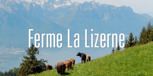 Ferme La Lizerne