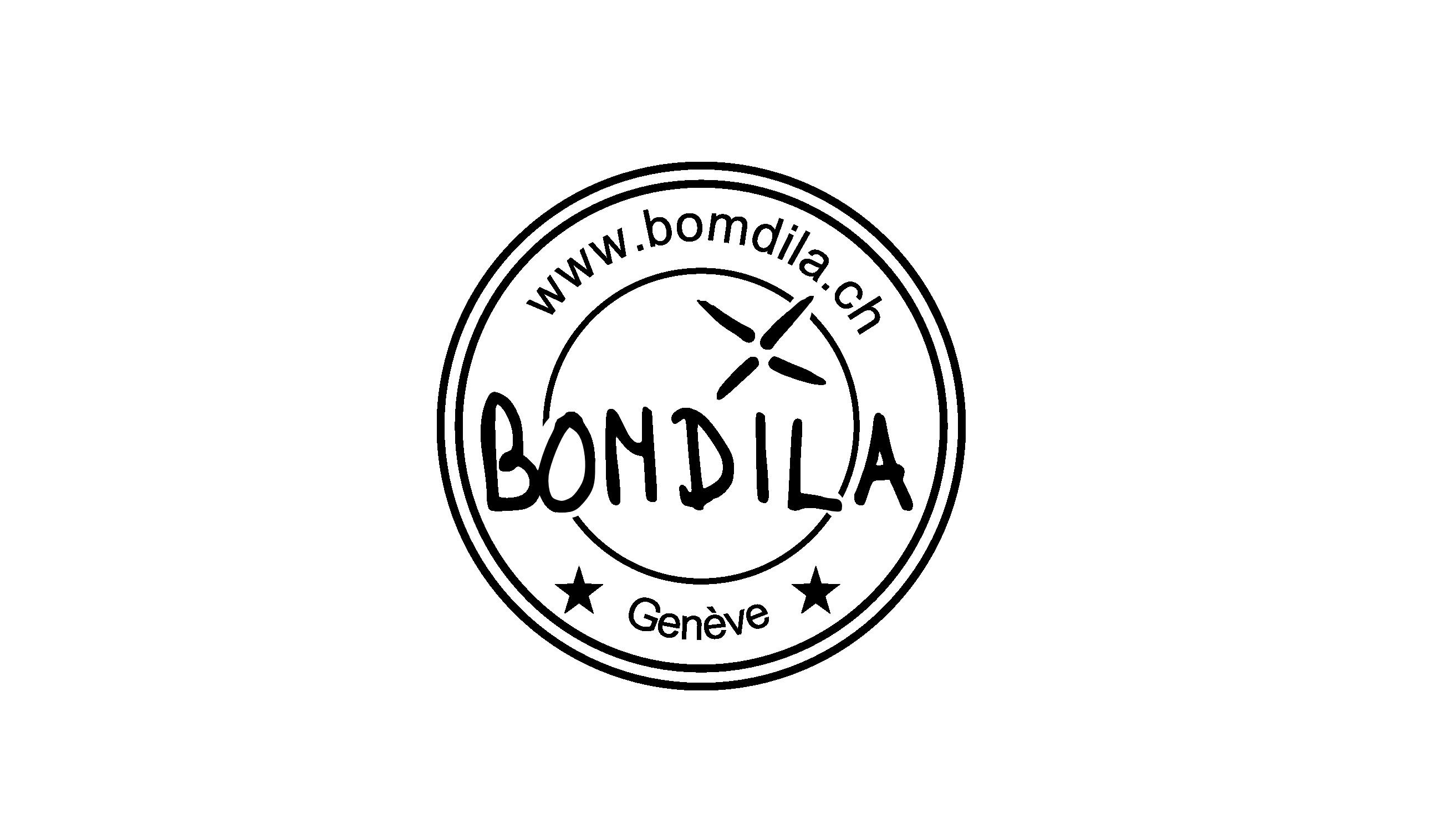 Bomdila logo