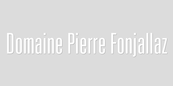 Domaine Pierre Fonjallaz