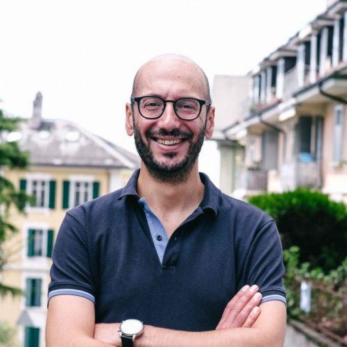 Mario, coopérateur, partage sa vision de la Brouette et des valeurs qui l'inspirent